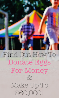Donate Eggs For Money