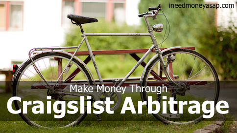 Make Money Through Craigslist Arbitrage