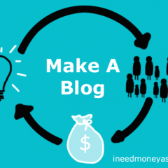 Make A Blog: Turn $90 Into $9,000
